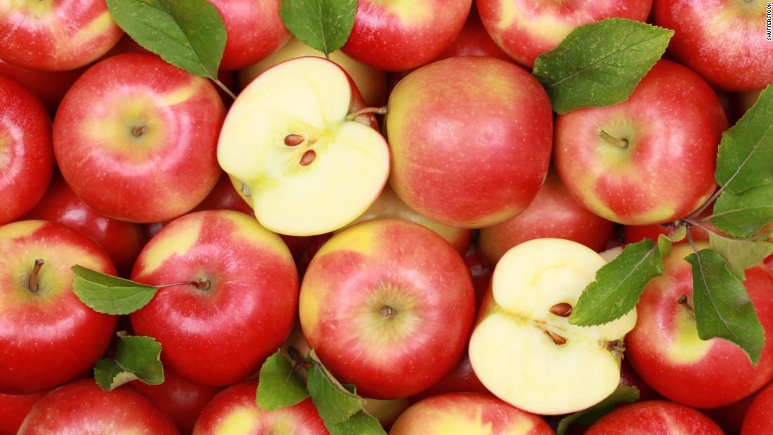 Health benefit of apple