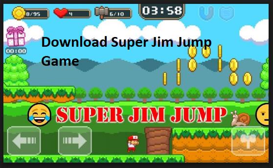 Facebook Messenger Jim Jump Game