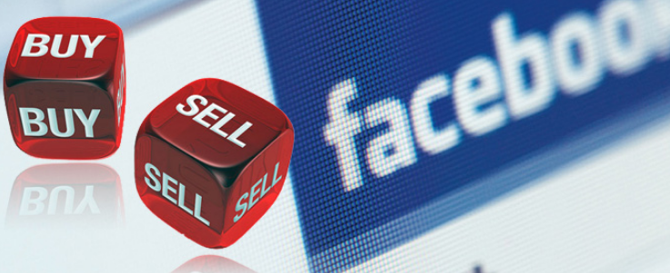 buy and sell Facebook pages