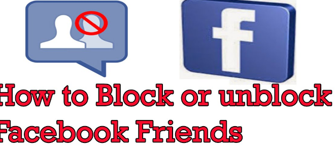 block facebook friends