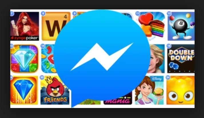 Facebook Messenger Candy Crush