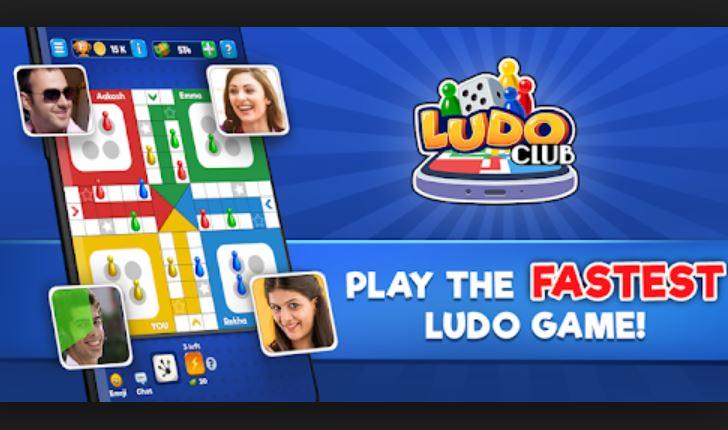 Facebook Messenger Ludo Club Game