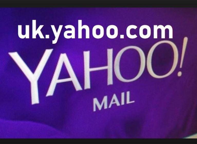 Yahoo Mail UK Account Login