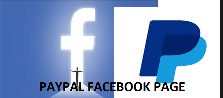 Paypal facebook page