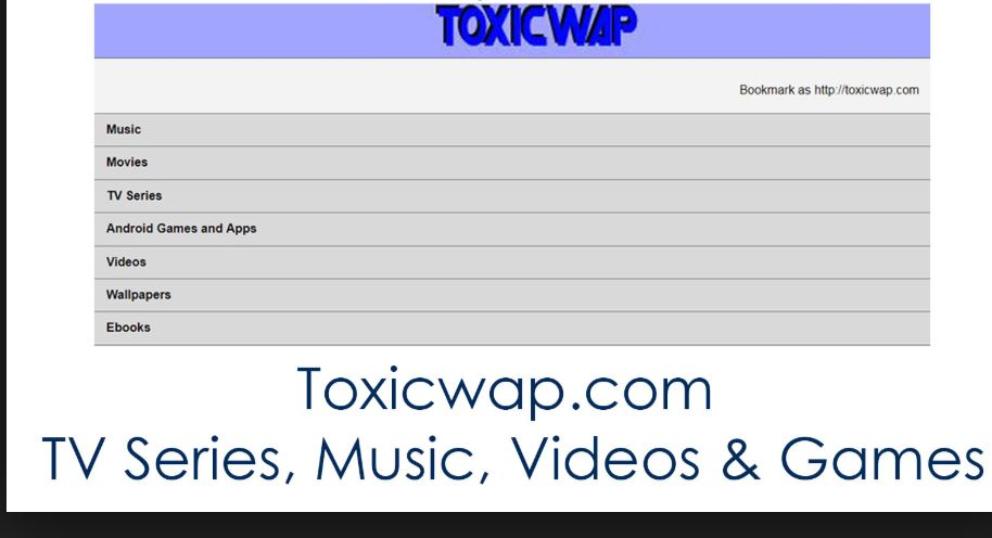 Toxicwap Videos | Download ToxicWap TV series Movies in HD