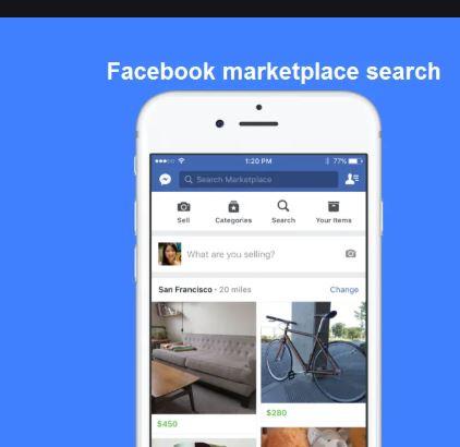 Search Marketplace Near Me - Market place App