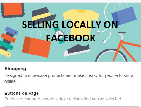 Selling Locally on Facebook