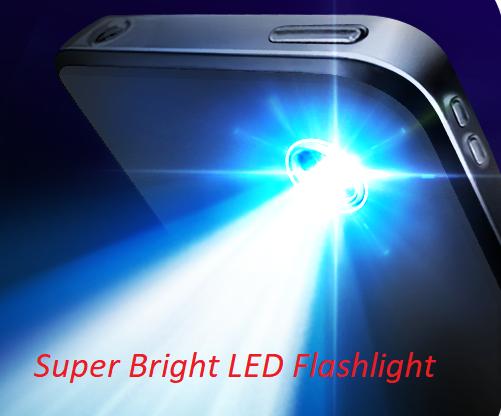 Super Bright LED Flashlight