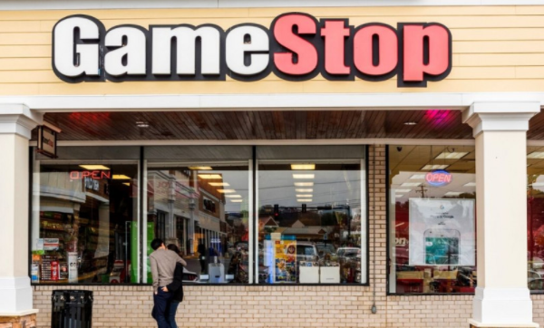 GameStop continues to fall after Reddit surge