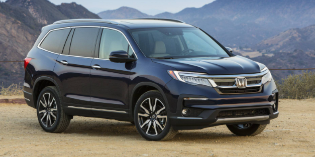 Honda Dealers Require A Full-Size SUV And An AWD Sedan