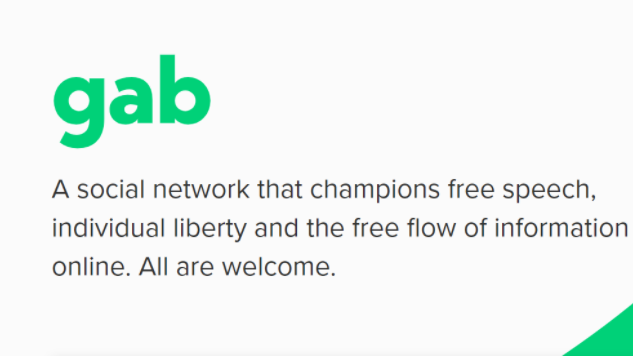 Social network Gab back online after bitcoin scam
