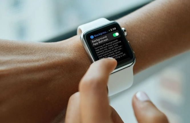 How to Manage Background Refresh for Apps on Apple Watch