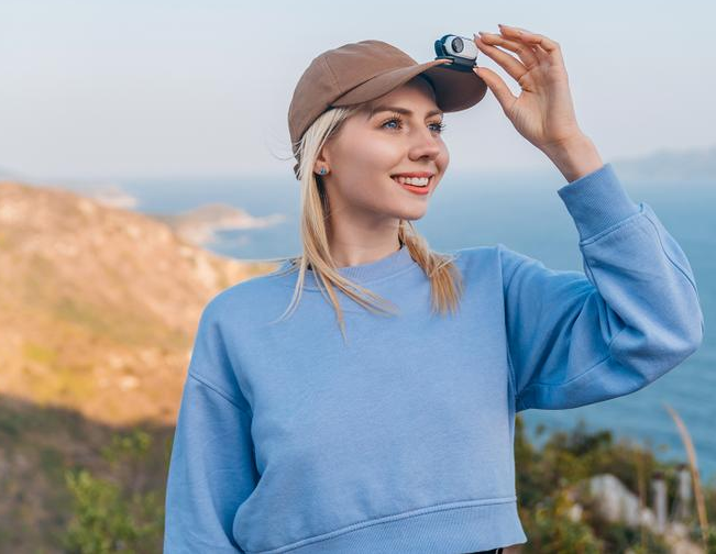 Insta360 Go 2 Is a Tiny Magnetic Action Camera With a Ton of Versatility
