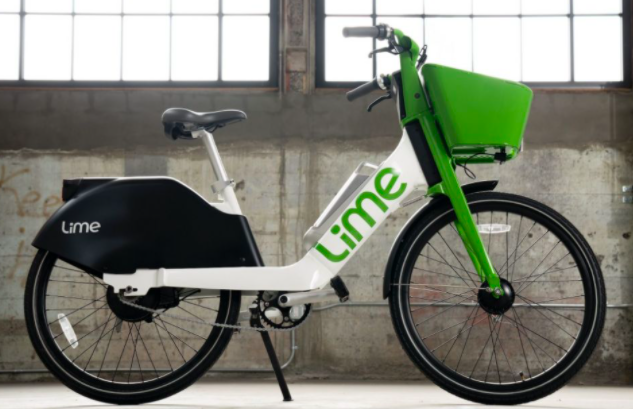 Lime's latest e-bike can borrow batteries from scooters