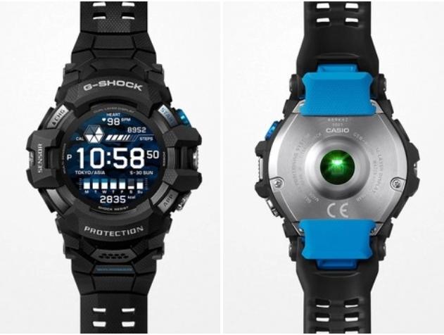 Casio Unveils New G-Shock Smartwatch with Google's Wear OS