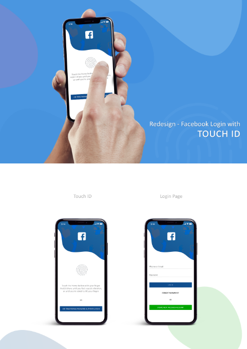 Facebook Touch App