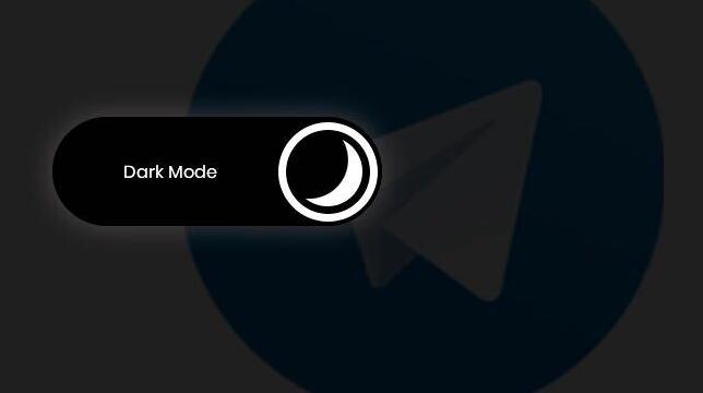Telegram Dark Mode